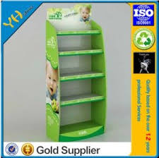 china cosmetic display stand counter