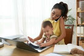 3 mitos que pais com trabalho remoto querem derrubar | Forbes Brasil