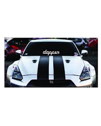 Dapper Free Shipping Jdm Windshield Decals Windshield Banner Custom Windshield Banner Windshield Large Decal Custom Decals