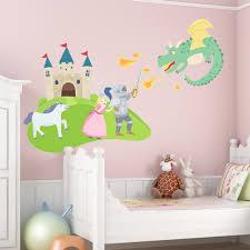 Fairy Tale Castle Wall Decal Fairy Tale Wall Sticker Wallums
