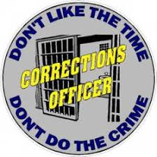Corrections Officer Stickers Decals Bumper Stickers