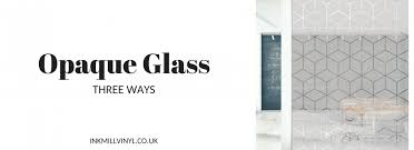 etched glass sandblasted glass or