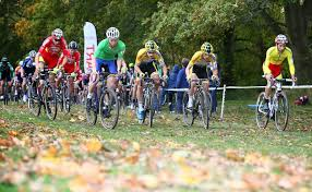 Local Riders,Local Races: Nat Trophy CycloCross:Field First in Southampton