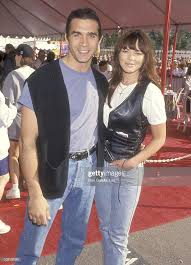 Actor Adrian Paul and wife Meilani Paul attend the First Annual ...