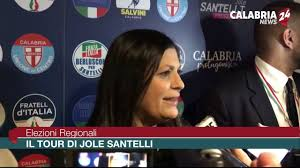 Elezioni Regionali: Il Tour di Jole Santelli - Calabria News 24