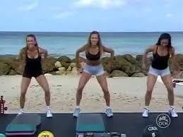 Caribbean Workout Sexy Shelly McDonald football training - YouTube