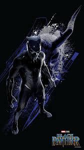 black panther marvel wallpaper hd