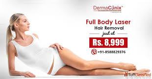 get full body laser hair removal