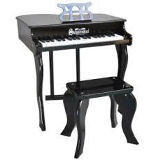 schoenhut elite baby grand piano 37 key