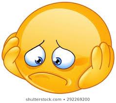 sad face emoticon images stock photos