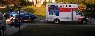 cross country move with a u haul