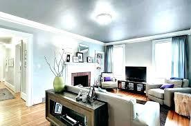 light gray living room walls dark grey