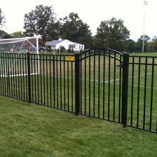 Fence City 54 Ultra Premier In Satin Black Stronger 1 X 5 8 Pickets Uaf 200 Assembled In Stock