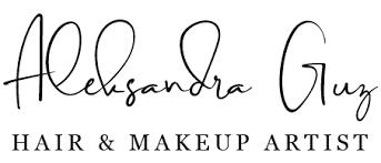 aleksandra guz mobile hair makeup artist
