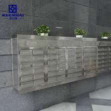China Modern Letter Box Storage Newspaper Box Architectural Mailboxes China Mailbox Box