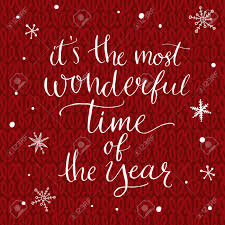it s the most wonderful time of the year inspirational quote