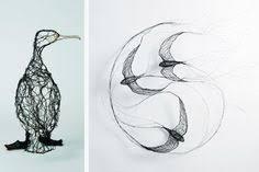 31 Best Celia Smith images | Wire art, Art, Wire