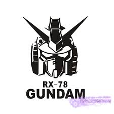 Pegatina Gundam Sticker Anime Cartoon Car Decal Sticker Rx 78 Vinyl Wall Stickers Decor Home Decoration Wall Stickers Aliexpress