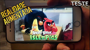 Joguei o Angry birds ar isle of pigs , gameplay no iphone. - YouTube trong  2020