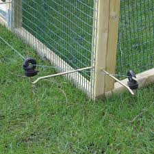 Electric Fence Kits For A Poultry Run Anti Fox Kit For Chicken Runs