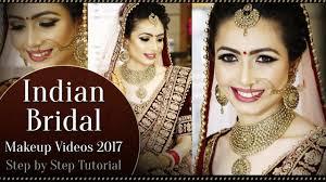 north indian bridal makeup tutorial
