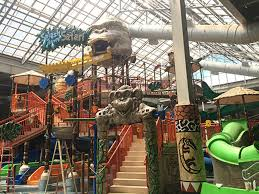 kalahari resorts indoor water park