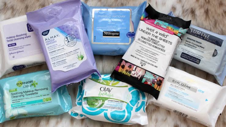 Image result for MAKEUP REMOVING WIPES""
