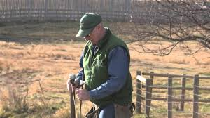 How To Install Portable Electric Fence Wire Youtube