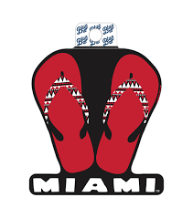 Miami Redhawks Stickers Dubois Book Store Oxford Oh
