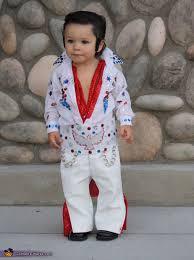 minature elvis baby costume