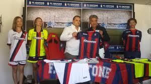 PlatinoPoint è il nuovo sponsor del Crotone calcio - Il Crotonese