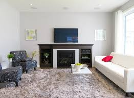 how to hide tv wires in a wall above a