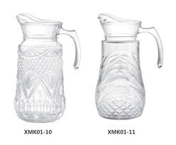 glass pitcher iced tea beverage
