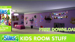 How To Download The Sims 4 Kids Room Stuff Free For Mac Win Youtube