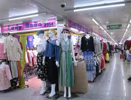 liu hua garment market china