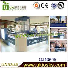 manufacturer jewelry kiosk for mall