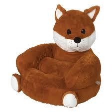 Harriet Bee Tullis Fox Kids Novelty Chair Reviews Wayfair