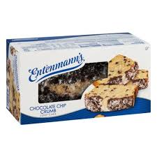 entenmanns cakes chocolate chip crumb