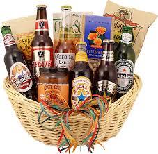 around the world brew gift basket