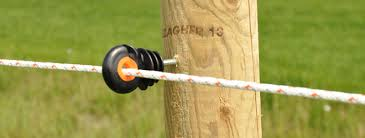 Installing Electric Fence Insulators Gallagher