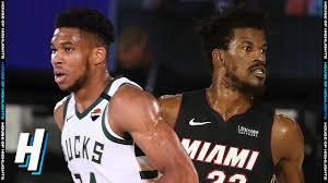 Milwaukee Bucks vs Miami Heat - Full Game 3 Highlights | September 4, 2020  NBA Playoffs - YouTube