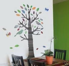 Tree Wall Decal Room Stickers Bedroom Girls Boys Nursery Living Home Decor Ebay