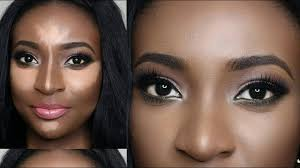 full makeup kit for dark skin