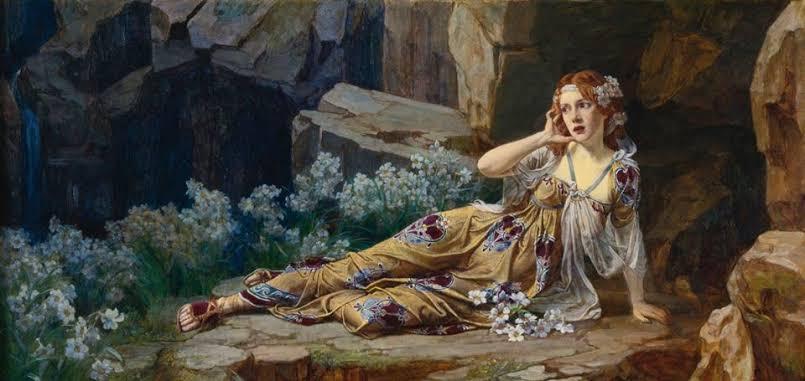 Resultado de imagen de eco mitologia griega