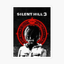 Silent Hill 3 Heather Poster By Robcyko Redbubble