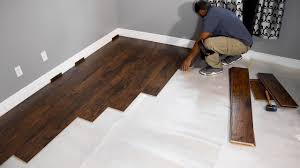 how to install laminate flooring for