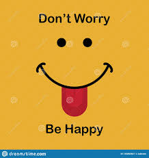 motivation quotes poster banner design happy and smile vector