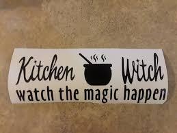 Kitchenaid Mixer Decal Kitchen Witch Kitchen Aid Mixer Etsy