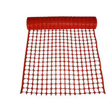 Red Plastic Safety Fence For Fencing Rs 1100 Roll M M Industrial Traders Id 12499995391