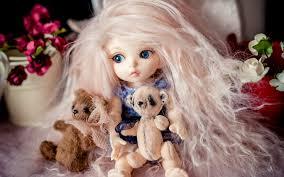 cute barbie doll wallpapers hd free